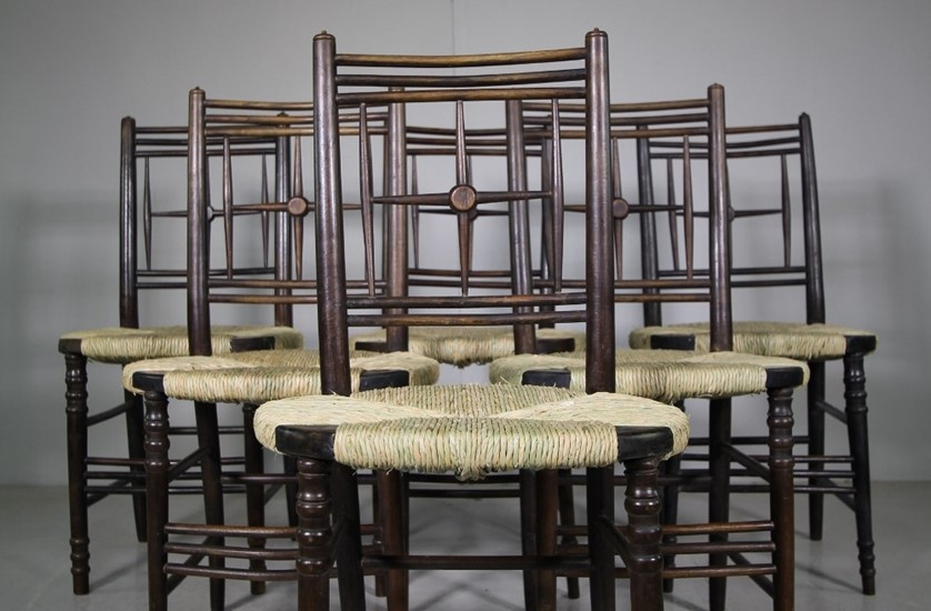 Wonderful Rossetti dining chairs