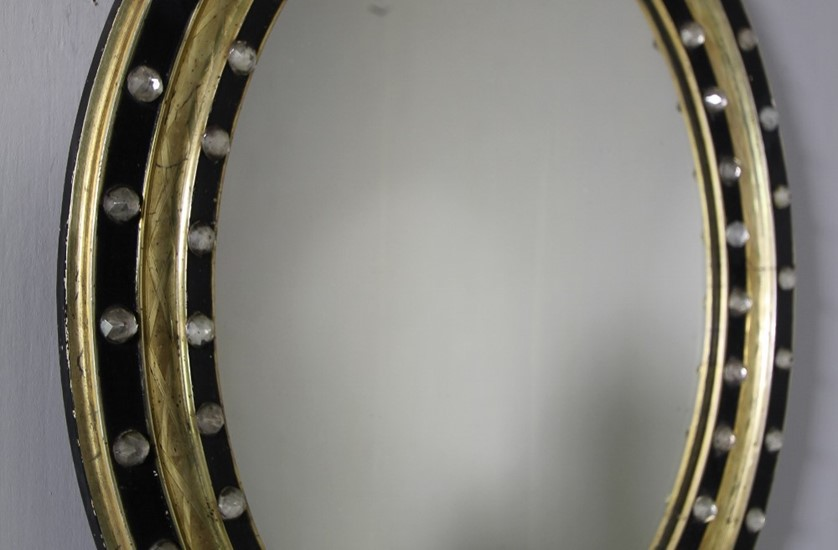 Antique Irish Mirror