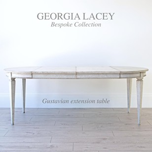 Bespoke Extending Swedish Gustavian dining table 1 text_1.jpeg