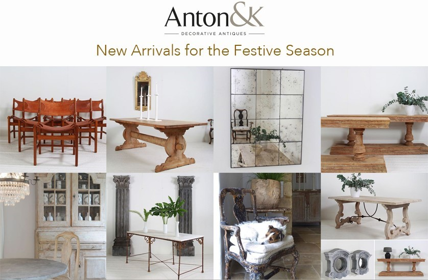new arrivals at Anton&K
