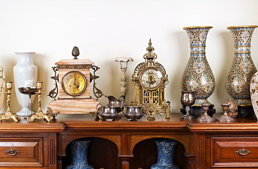 Table of Antiques