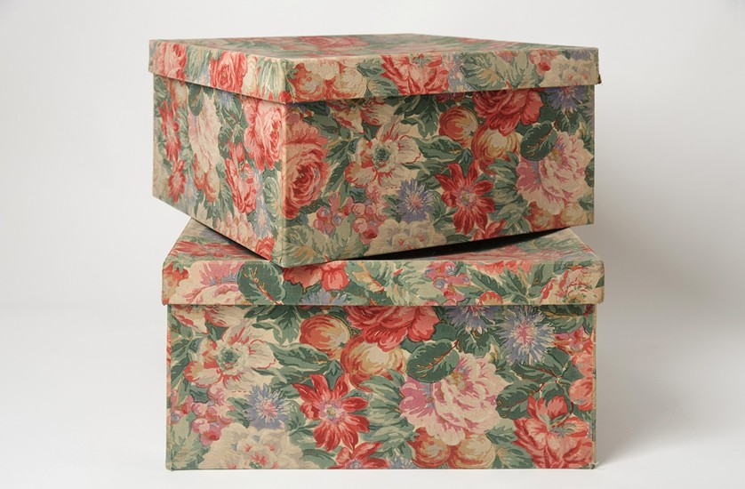 Beautifully decorative boxes