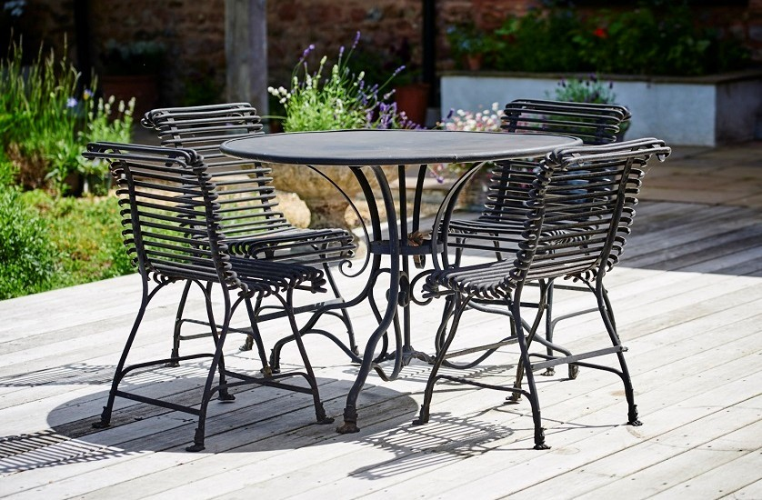 Garden Furniture France arras furniture, a french classic