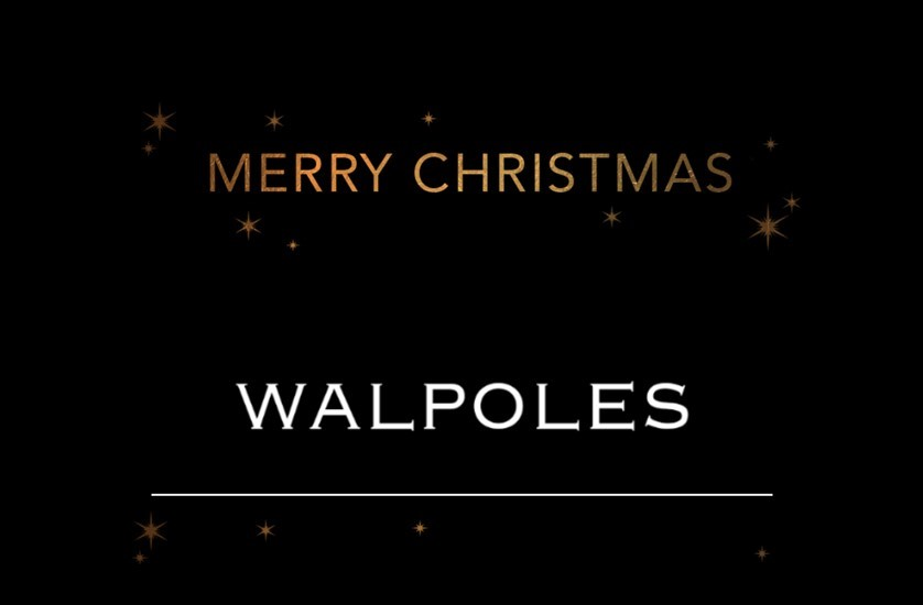 merry christmas from Walpoles Antiques