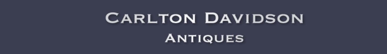 CARLTON DAVIDSON