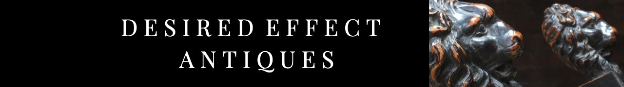 DESIRED EFFECT ANTIQUES