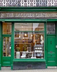 THE LACQUER CHEST