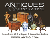 Antiques and Decorative is a French online company with a website showcasing antique dealers from around Europe, including the UK.